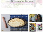 Site de cuisine Bollywood Kitchen